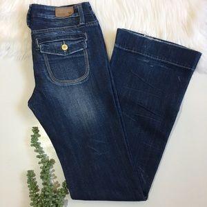 Vigoss Collection Jeans | Flare Leg | Size 1